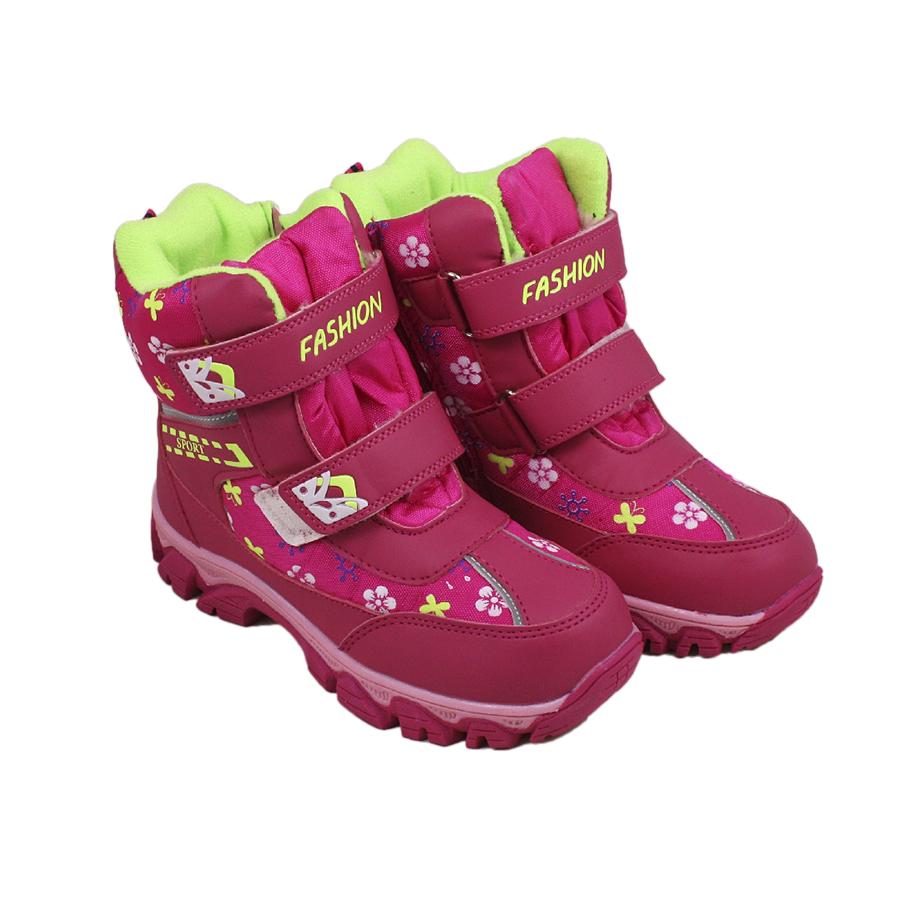 Ботинки детские зимние для девочки Fashion Sport купить недорого в ... 14ca5ed94af76