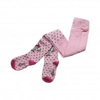 Колготки  детские Далматинец розовые