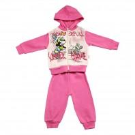 Костюм детский  Летние игры розовый