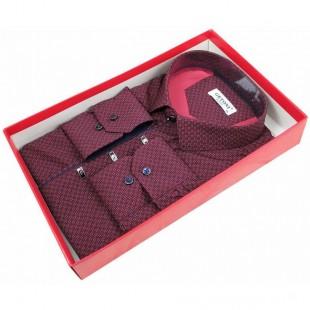 Рубашка мужская T1001