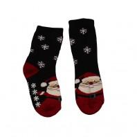 Носки  детские новогодний Дед Мороз