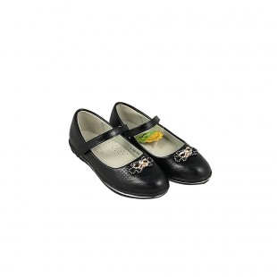 Туфли для девочки черные