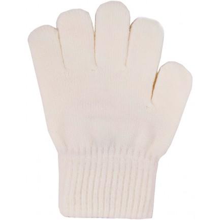 Перчатки детские белые