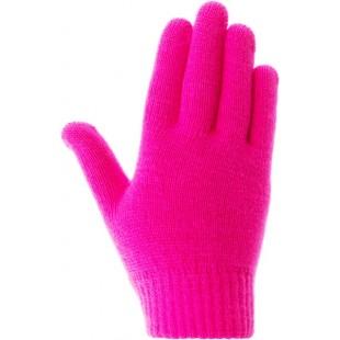Перчатки детские розовые