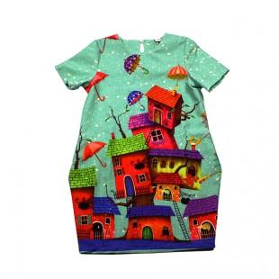 Платье детское Летняя прогулка