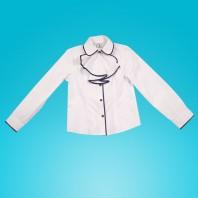 Блузка для девочки Ева белая