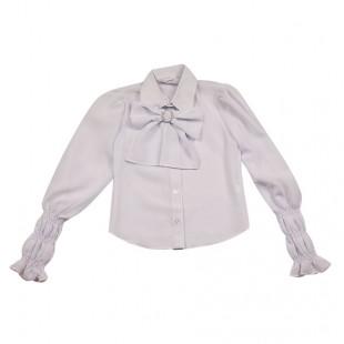 Блузка для девочки Грация белая