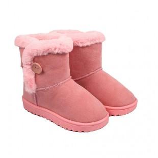 Угги детские для девочки розовые