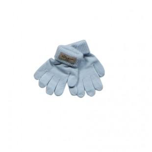Перчатки Глория светло-голубые