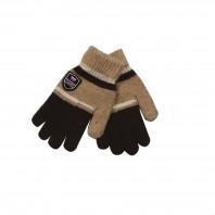 Перчатки для мальчика Classic светло-коричневые
