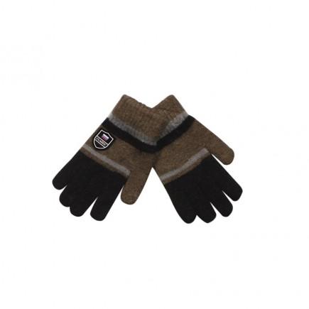 Перчатки для мальчика Classic коричневые