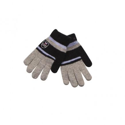 Перчатки для мальчика Classic серые