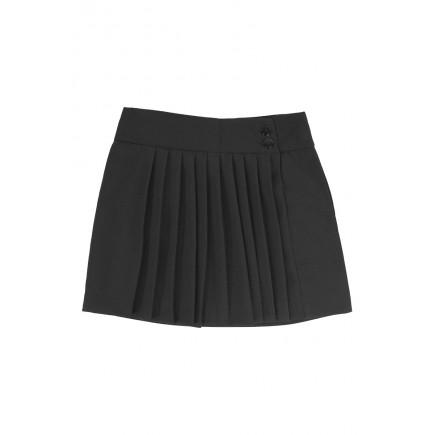 Юбка для девочки черная
